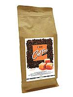 """Кофе в зернах ароматизированный """"Карамель"""" 100% Арабика, 1кг"""