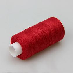 Нитки швейные 40/2 Kiwi 400 ярдов тон 113 красный