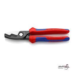 Ножницы для резки кабелей до 20 мм - Knipex 95 12 200