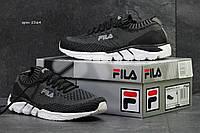 Мужские кроссовки Fila Webbyroll 2.0,летние,черные, фото 1