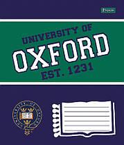 "Тетрадь школьная 12 листа/клетка ""OXFORD"", 677892"