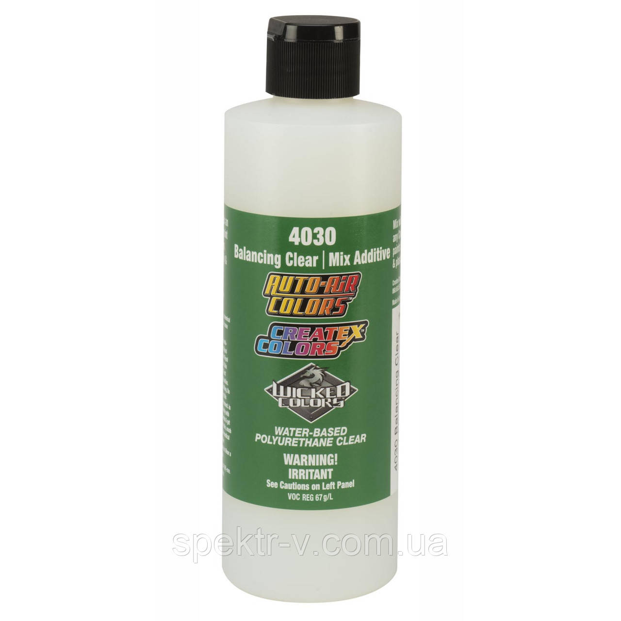 Уретановая добавка для красок Createx 4030 Balancing Clear, 120 мл