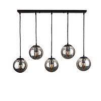 Подвесной светильник в стиле  черный