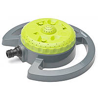 Дождевальное устройство для орошения большой площади, 8 режимов регулировки, круглое Rehau 247198