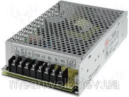 ADD-55B Mean Well Блок питания с функцией UPS 55,12Вт, ch1 -  27,6В/1,3А, ch2 - 5В/3А, ch3 - 26,5В/0,16А