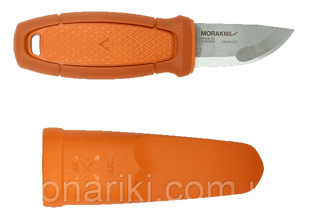 Нож Morakniv Eldris Neck Knife оранжевый (13502)