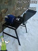 Яблоко-свеклорезка с нержавеющими ножами с новим двигателем 0,75 кВт (Выхрь)
