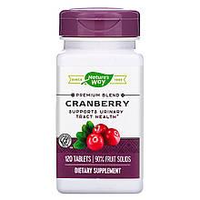 "Клюква Nature's Way ""Cranberry"" 90% концентрат, 400 мг (120 таблеток)"