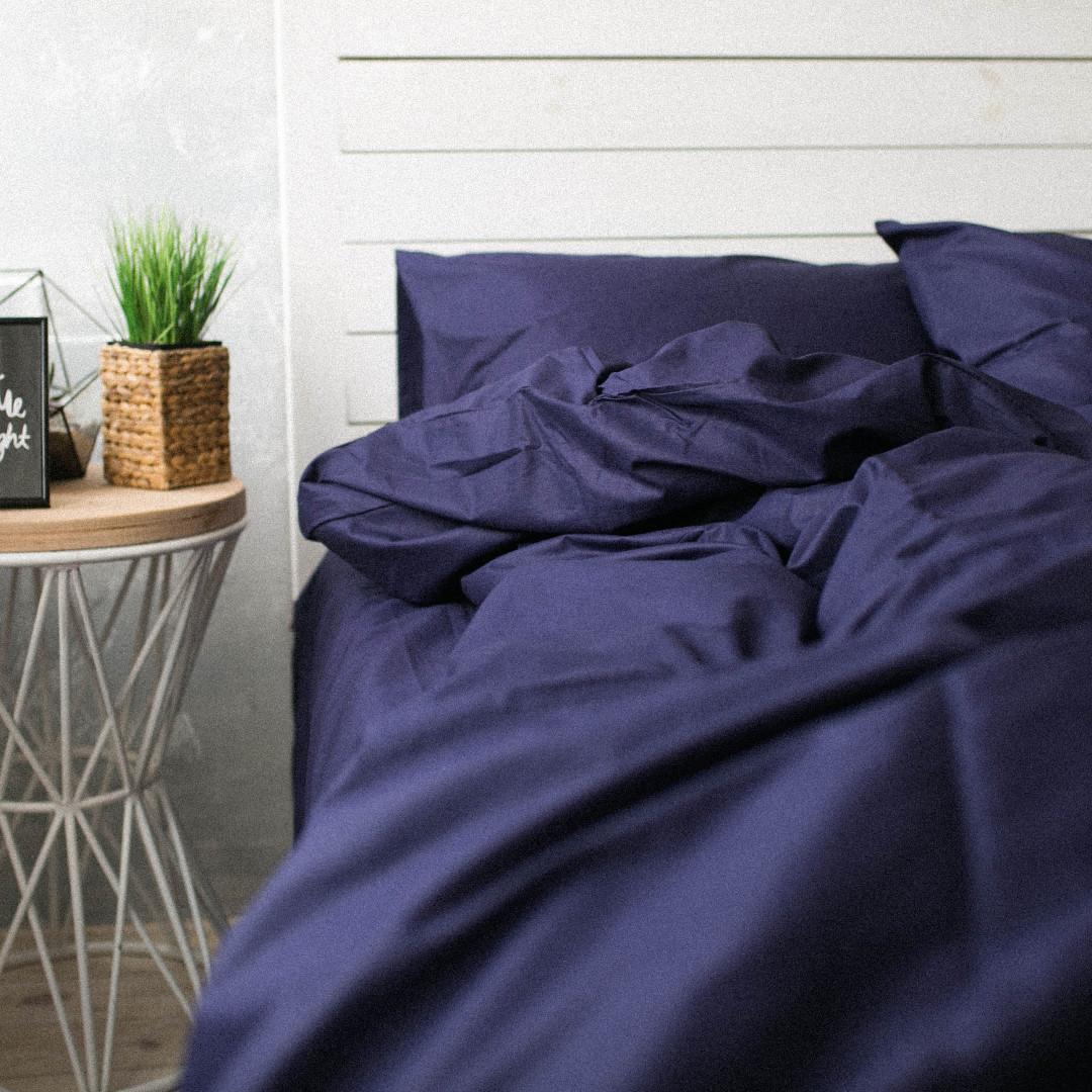 Комплект постельного белья Poplin Organic Cotton 100% PF01 Двойной