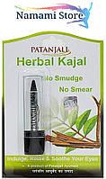 Подводка для глаз Каджал, 3 г, Патанджали; Herbal kajal, 3 g, Patanjal