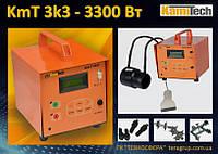 Сварочный аппарат ручной KmT 3k3/3300 Вт для электромуфт до Ø 500 мм.,  Kamitech