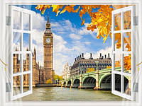 Набор алмазной вышивки Биг Бен в Лондоне KLN 50 х 40 см (арт. FS920)