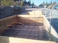 Фундаментные (строительные) работы автомобильных весов