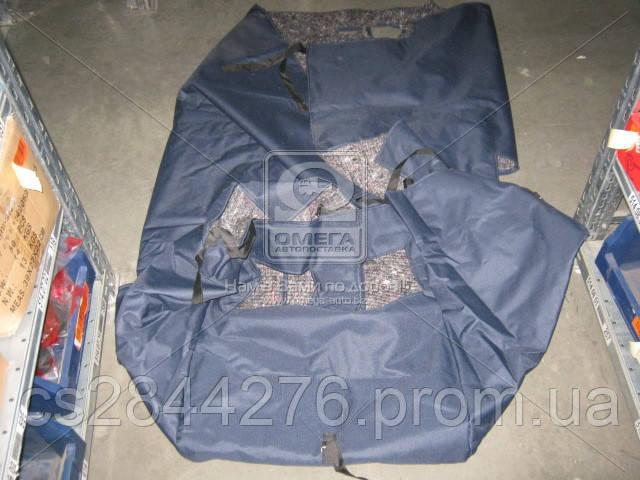 Утеплитель МТЗ 1025 (чехол капота) (Руслан-Комплект) ЧК-1025