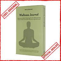 Записная книжка Moleskine Passion Здоровый образ жизни средняя черная PASWELL