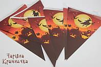 Гирлянда украшение на Хеллоуин
