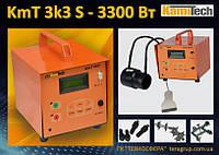 Сварочный аппарат автомат KmT 3k3 S/3300 Вт для электромуфт до Ø 500 мм.,  Kamitech