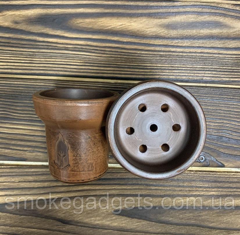 Глиняная чашка Goliath Bowls - Crater (Brown)