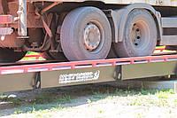 Калибровка, поверка автомобильных весов, фото 1