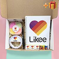 Ринг Likeе Box (Ring Лайк Бокс) в подарочной коробке Likee Video