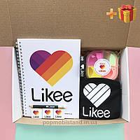 Home Likeе Box Набор Лайк в подарочной коробке Likee Video