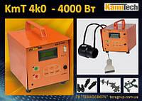Сварочный аппарат ручной KmT 4k0/4000 Вт для электромуфт до Ø 800 мм.,  Kamitech