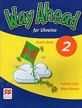 Учебник  Way Ahead for Ukraine 2 Pupi's book