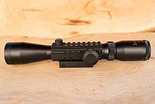 Оптичний приціл Bushnell 3-9x40 EG з підсвічуванням прицільної сітки