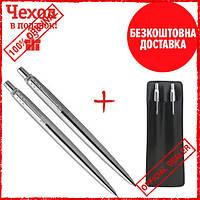 Набор Parker: механический карандаш и шариковая ручка JOTTER 17 SS 16 172