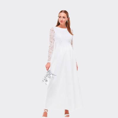 Нарядные платья для беременных для особых случаев