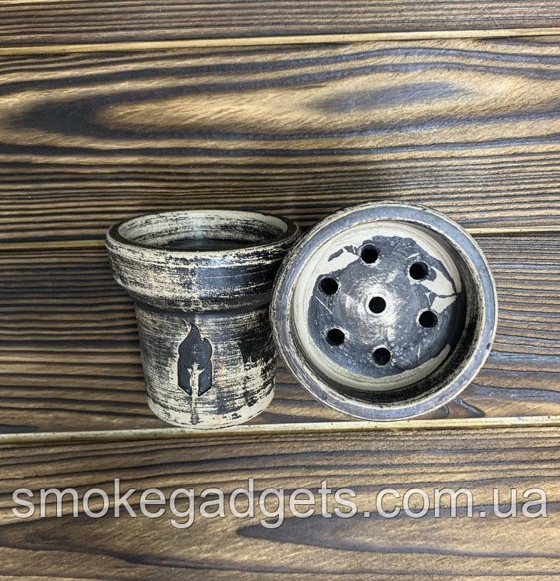 Чаша для кальяну Crater - Vintage Custom