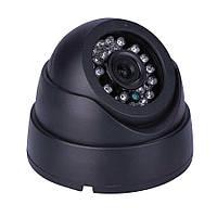 Камера видеонаблюдения купольная Camera 349 IP 1.3 mp, купольная ip видеокамера