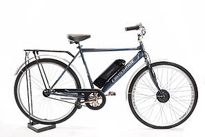 Электровелосипед CROSSRIDE COMFORT M 300W/36V (литиевый аккумулятор 36V8.8А)