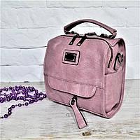 Сумка-рюкзак Компакт городская женская, фото 1