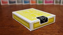 Игральные карты | Bicycle Yellow Playing cards, фото 2