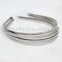 Ободок для волос металлический, 5 мм