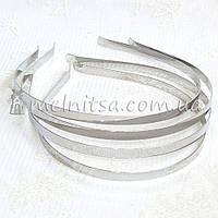 Ободок для волос металлический, 7 мм