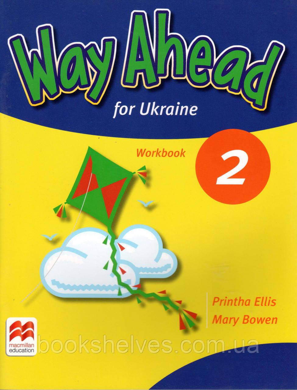 Робочий зошит Way Ahead for Ukraine 2 Workbook