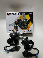 Светодиодные LED лампы H4 CYCLON 9-32V 25W LED/4000Lm/5000K Автомобильные лампы автолампы для автомобилей