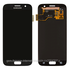 Дисплей Samsung Galaxy S7 G930 Original 100% (Service Pack) Black