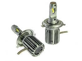 Светодиодные LED лампы H4 CYCLON LED-CREE 12-24V 30W 6000Lm/5700K Автомобильные лампы автолампы для автомобилей