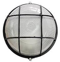 Светильник 185х105 круг 60Вт IP54 антивандальный матовый