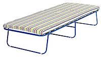 Кровать раскладушка  80х193см ППУ 6см (ламели)
