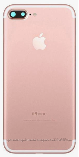 "Крышка задняя iPhone 6 Plus (5.5"") подобно 7 Plus Rose Gold"