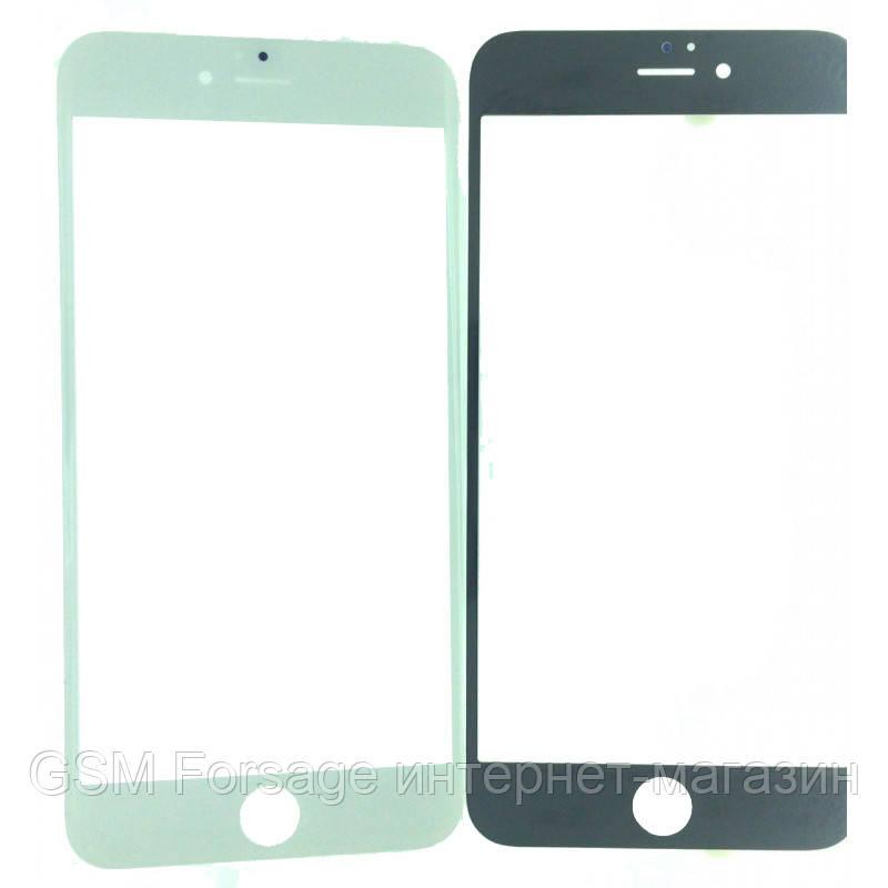 """Стекло дисплея iPhone 7 Plus (5.5"""") White (для переклейки)"""