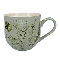 CT Kew Gardens Richmond Чашка керамическая Дикий луг зеленая, фото 1