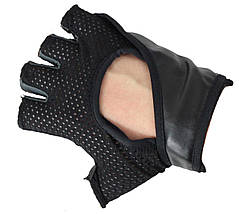 Перчатки для фитнеса SportVida SV-AG00015 (XXL) Black, фото 2