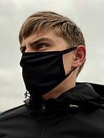 Защитные маски чёрный Virus- x x black