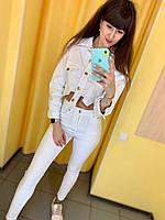 Fashion костюм Жін. L(р) білий 4956 Speedway Туреччина Весна-C