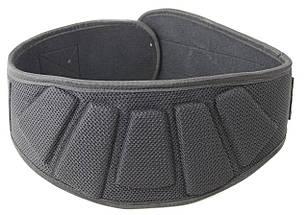 Пояс для тяжелой атлетики неопреновый SportVida SV-AG0088 (XL) Black, фото 2
